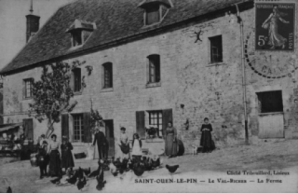 La ferme du Val-Richer