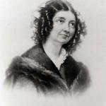 Anonyme. Portrait de Laure de Gasparin. Collection particulière, cliché François Louchet.