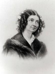 Anonyme. Portrait de Laure de Gasparin, collection particulière, cliché François Louchet.