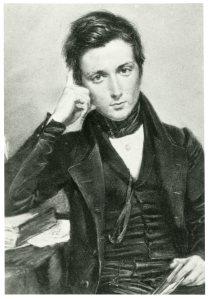 D'après Maurice de VAINES (1815-1869), Portrait de François Guizot fils. Photographie. Collection particulière. Cliché François Louchet.