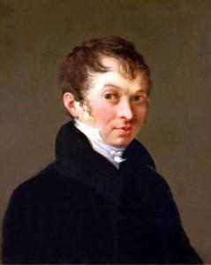 Anonyme. Portrait de Jean-Jacques Guizot, frère cadet de François. Huile sur toile. Collection particulière. Cliché François Louchet.