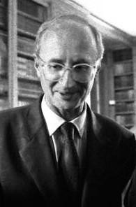 Eric Roussel, lauréat du Prix Guizot du Conseil général du Calvados 1996. Photo Adelaïde de Ménil.