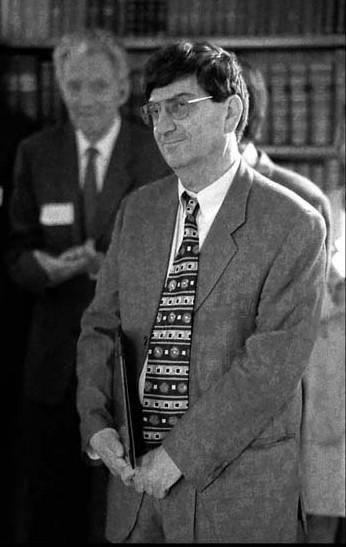 Lucien Jaume. Photo de François Louchet