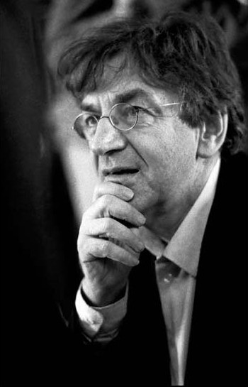 Alain Finkielkraut. Photo de François Louchet.