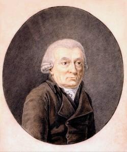 Anonyme. Jean-Jacques Bonicel. Dessin. Collection particulière. Cliché François Louchet.