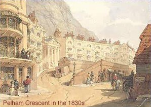 Pelham Crescent 1830