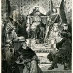 Alphonse de NEUVILLE, Charlemagne.