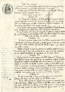 Contrat Guizot-Didier signé le 12 mai 1855