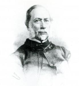 Émile Templier, d'après un dessin de Gaston-Charles Vuillier.