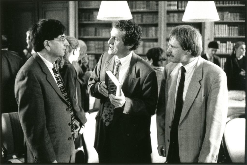 Lucien Jaume, Jean-Marie Agnès, Dominique Pain. Prix Guizot 1998.8.
