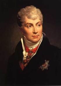 Thomas LAWRENCE, Graf Klemens von Metternich, 1830, huile sur toile.