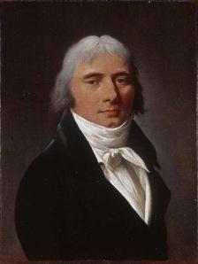 BOILLY Louis Léopold (1761-1845). Portrait de Pierre-Paul Royer-Collard (1763-1845), huile sur toile, 4e quart du 18e siècle. Paris, Musée du Louvre.